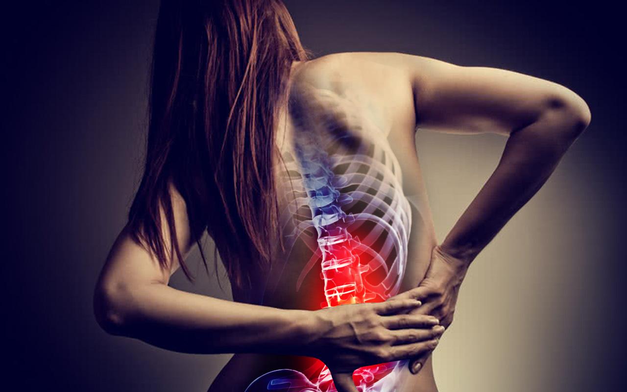 Krónikus háttámla és hátfájás